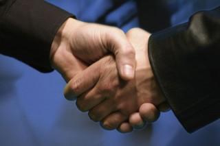kézfogás (kézfogás, )