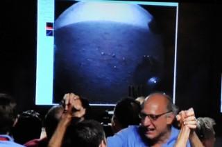 marsjáró-Curiosity-landolás (Curiosity, marsjáró landolása, )
