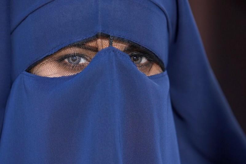 muzulmán nő (muzulmán nő)