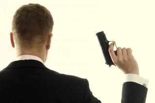 pisztoly (pisztoly, lövés, )