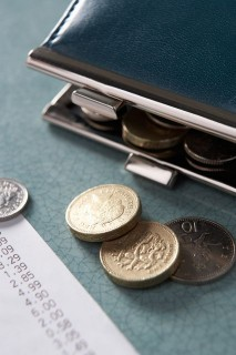 számla pénz tárca (számla, pénz, tárca, )