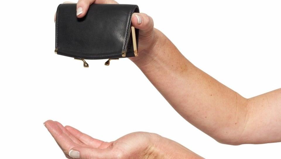 Üres pénztárca (üres zseb, )