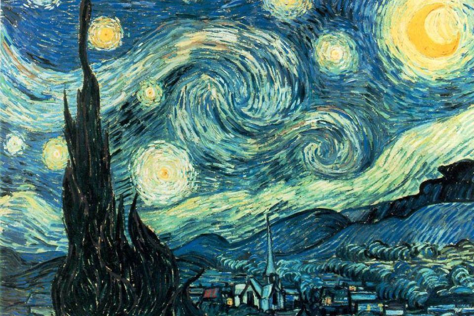 van-gogh-starry-night (vincent van gogh, starry-night)