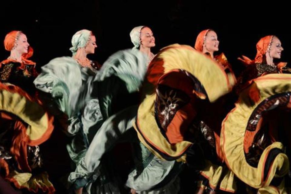 virsky táncegyüttes (virsky ukrán néptáncegyüttes, )