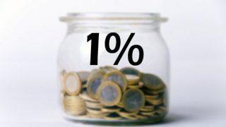 1 százalék (1 százalék)