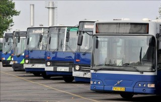 BKV buszok ()