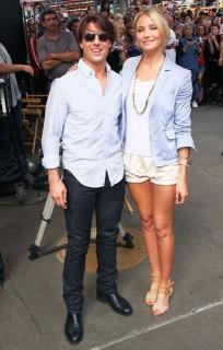Cameron Diaz & Tom Cruise (cameron diaz, tom cruise, )