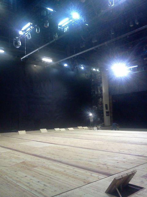 Győri Nemzeti Színház színpad (Győri Nemzeti Színház színpad)