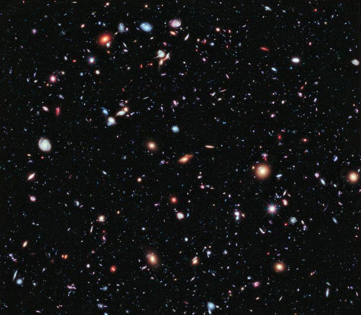 Hubble XDF (hubble, xdf, )