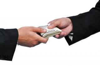 Korrupció (korrupció, kenőpénz,)