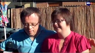 Szandi és Tomi (down-szindróma, )