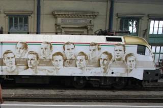 aranycsapat (aranycsapat vonat)
