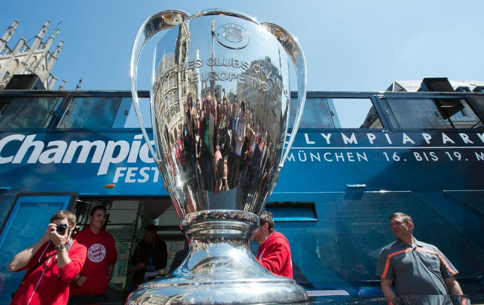 bajnokok ligája trófea (bajnokok ligája trófea)