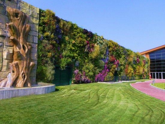 függőleges kert  (kert, guinness rekord, )