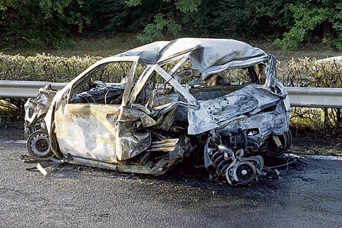 halálos baleset (szlovák milliárdosnő, halálos baleset)
