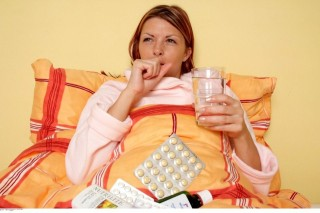 köhögés (nátha, influenza, )