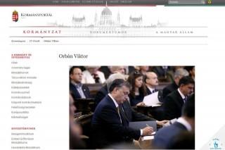 kormány (kormány honlapja)