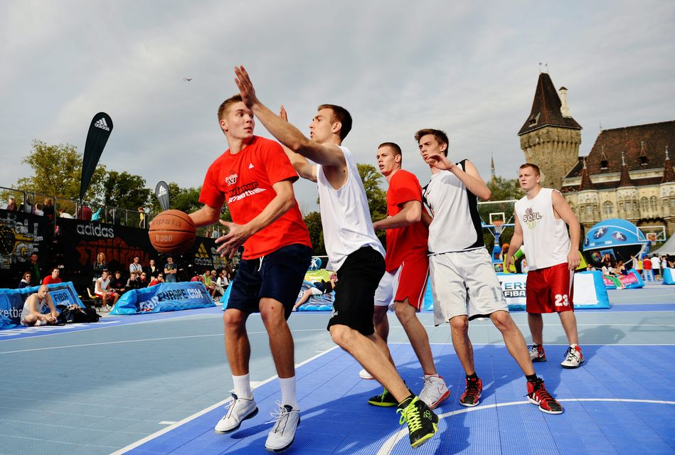 streetball (streetball, kosárlabda euroliga, )