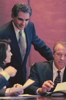 tárgyalás (tárgyalás, üzleti megbeszélés)