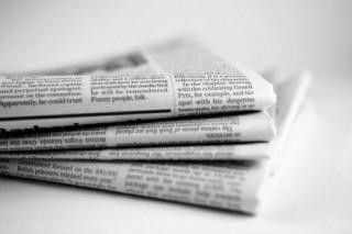 újság (újságolvasás)