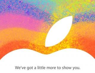 Apple iPad mini meghívó (apple, ipad mini, )