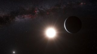 Bolygó az Alfa Centauri B körül (bolygó, alfa centauri, csillag, )