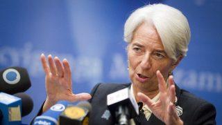 Christine Lagarde (christine lagarde)