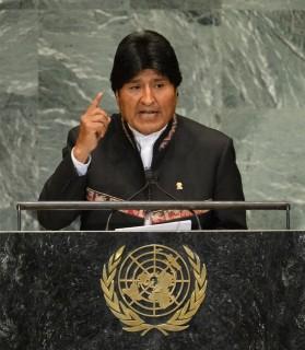 Evo Morales (evo morales, )