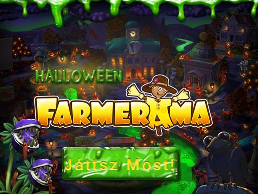 Farmerama Halloween (játszd újra!, farmerama, halloween, )