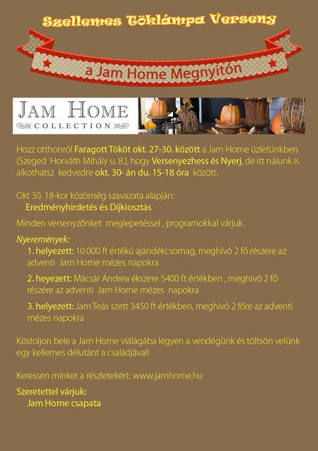 Jamhome plakát (Jamhome plakát)