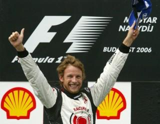 Jenson Button Honda (jenson button, )