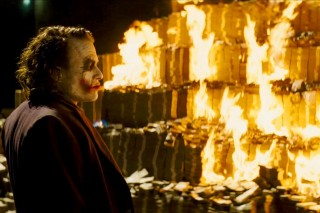 Joker (joker, pénz, tűz)