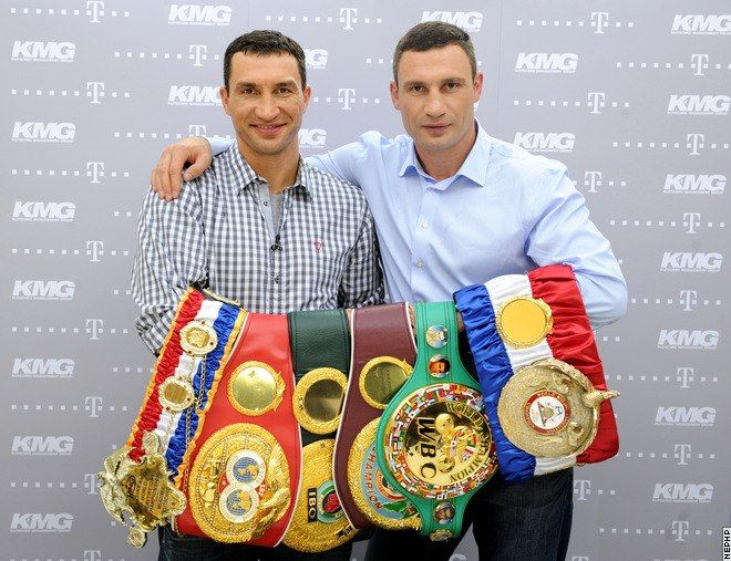 Klicskó testvérek (vlagyimir klicsko, vitalij klicsko, )