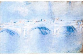 Monet-Waterloo Bridge (Monet, Waterloo Bridge)