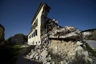Olasz földrengés (olaszország, földrengés, )