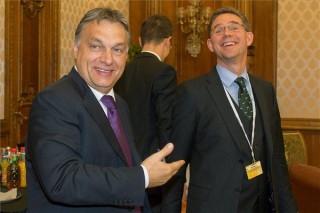 Orbán Viktor Bukarestben (orbán viktor, )