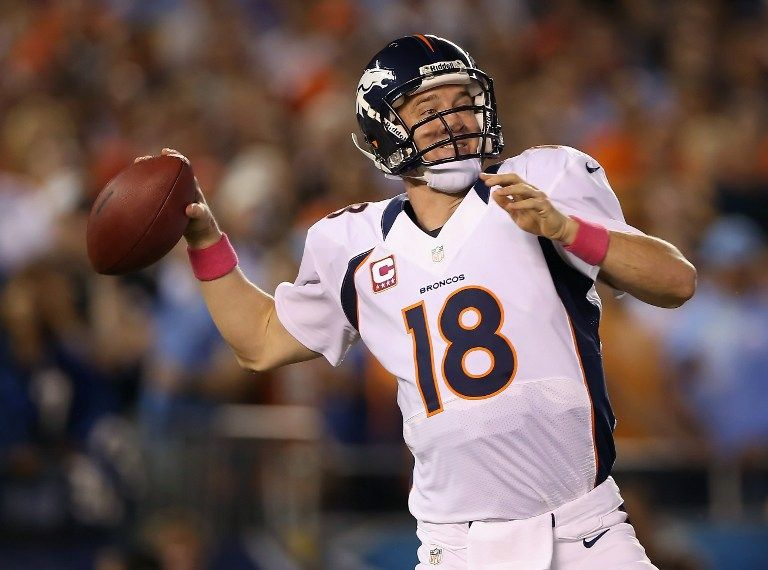 Peyton Manning (peyton manning, denver broncos, )