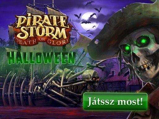 Pirate Storm Halloween (játszd újra!, halloween, pirate storm, )