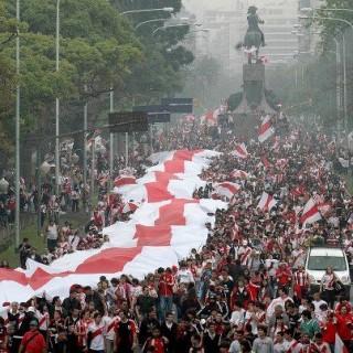 River Plate (river plate, zászló, guinnes-rekord, )