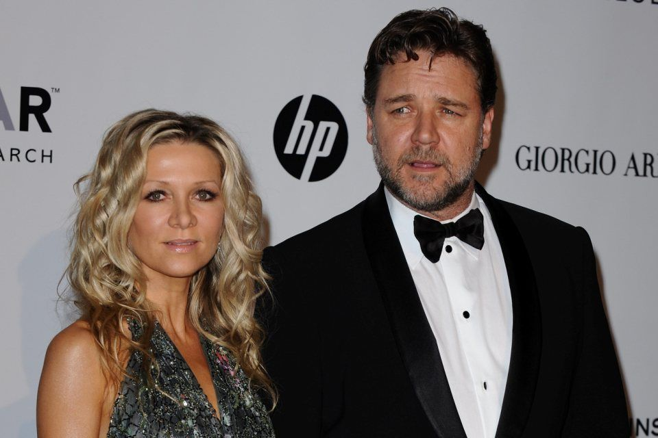 Russell Crowe-Danielle Spencer (Russell Crowe, Danielle Spencer)