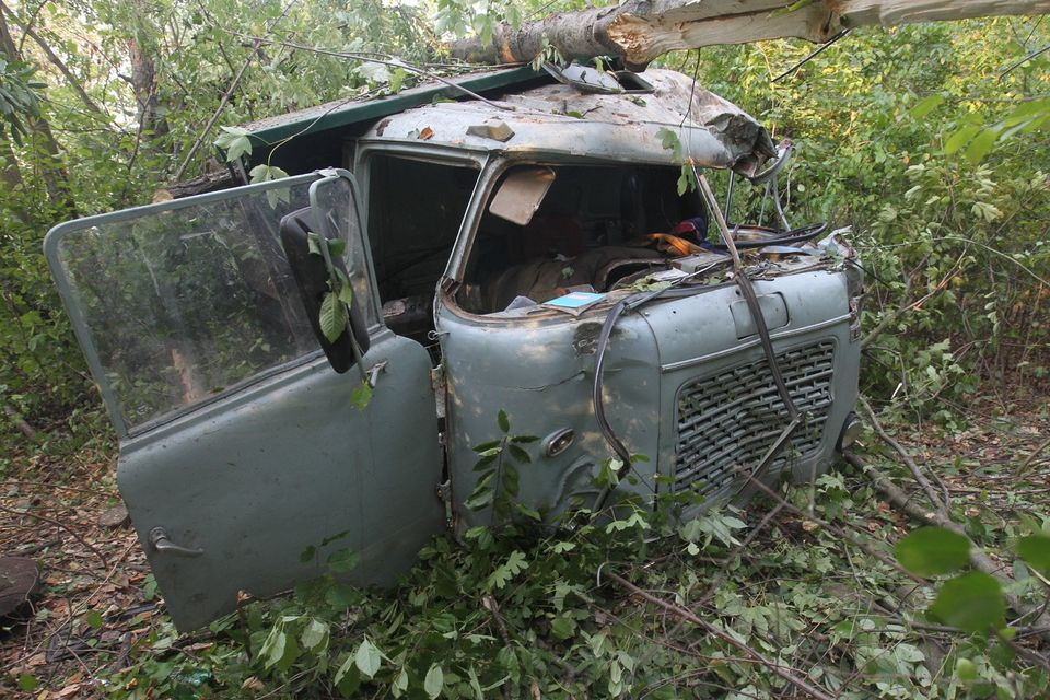 Teherautó baleset (Teherautó baleset)