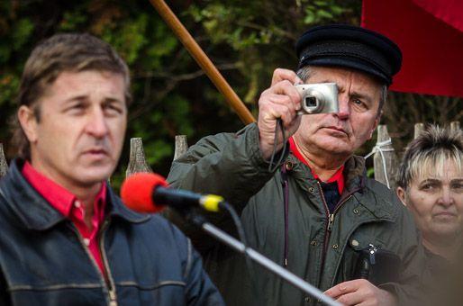 Thürmer Gyula és Kovács István (Thürmer Gyula, kilakoltatás)