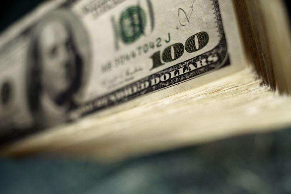 dollárköteg (dollárköteg)
