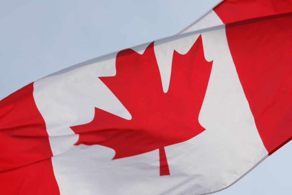 kanadai zászló (kanadai zászló)