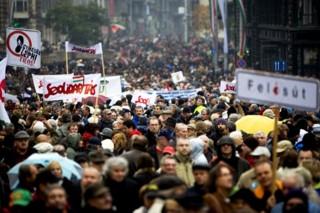 milla-tüntetés (milla-tüntetés, )