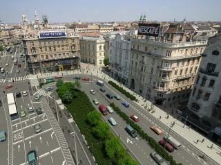 Budapest új főutcája (útépítés, budapest, )