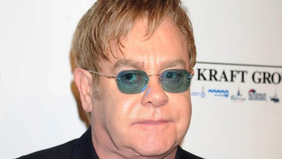 Elton John  (Elton John )