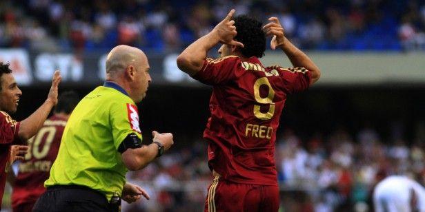 Fred (brazil bajnokság, fred, fluminense, )