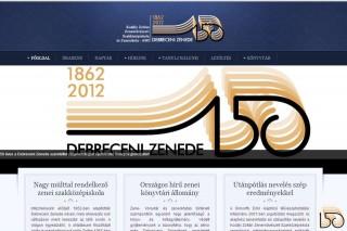 Kodály Zoltán Zeneművészeti Szakközépiskola (Kodály Zoltán Zeneművészeti Szakközépiskola honlap)