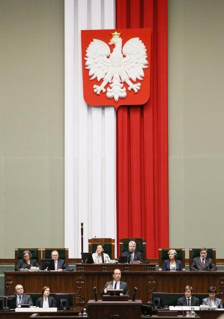 Lengyel zászló (lengyel zászló, )